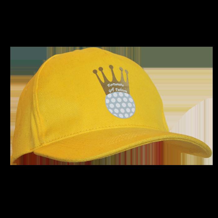 Cappy Yellow